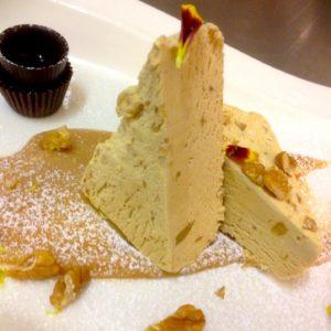Dessert al torrone